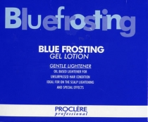 Blue Frosting Bleach