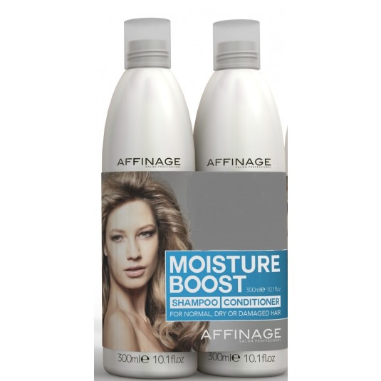 Affinage Moisture Boost 300Ml Duo Pack