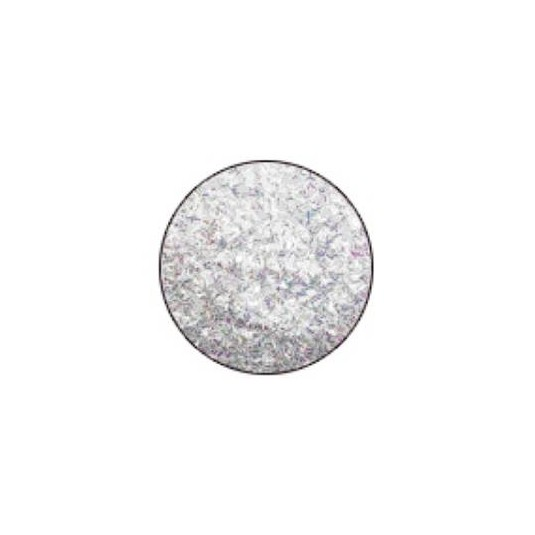 Sliced Glitter White