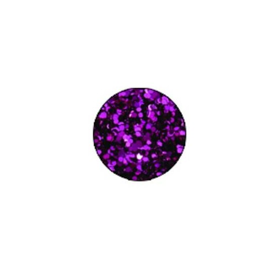 Diamond Glitter Violet Petite Shapes
