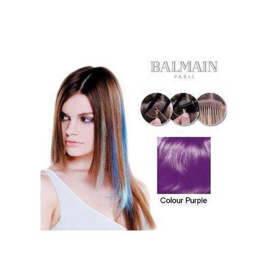 Hair Ex Str Hh Pbs 45Cm Purple