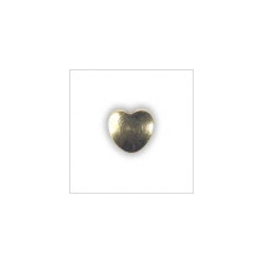Studex-  Reg Heart Shape Gold..r502Y