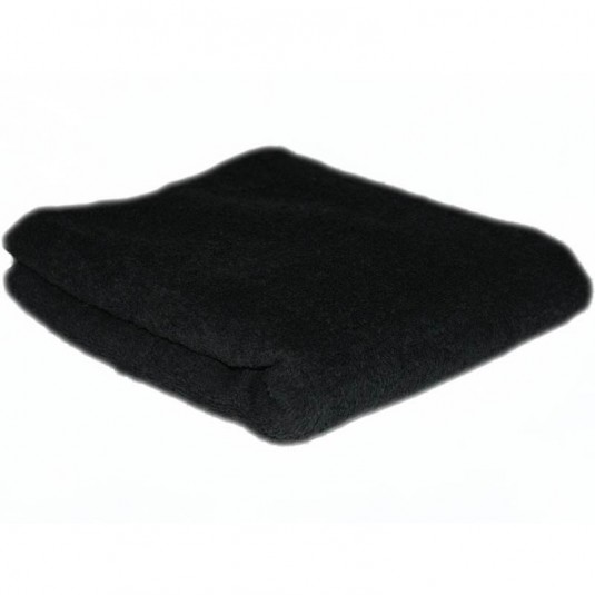 Microfibre Towels 12Pk Black