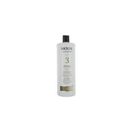 Nioxin System 3 Cleanser 1000Ml