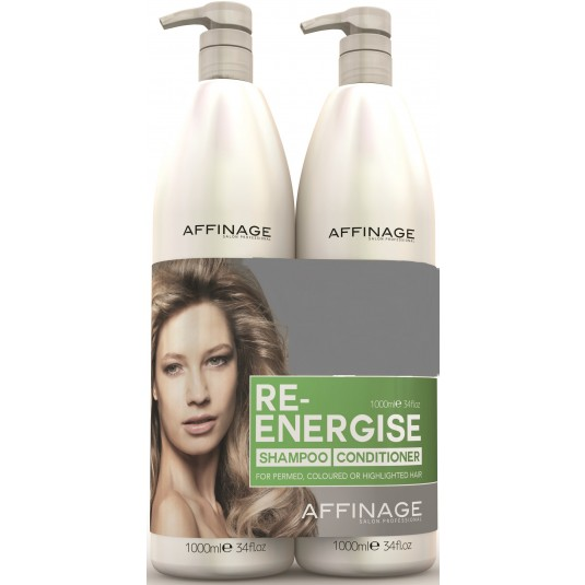 Affinage Re Energise 1000Ml Duo Pack