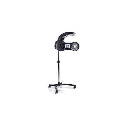 Airstream Mobile C/w Pole And Base Black