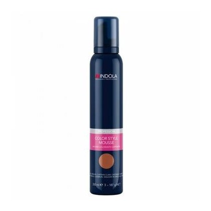 Indola Colour Mousse Light Brown