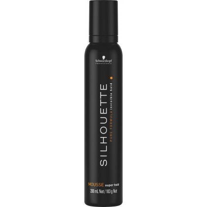 Super Hold Mousse 200Ml
