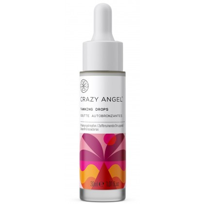Crazy Angel - Tanning Drops 30Ml
