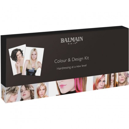 Balmain - Colour & Design Kit