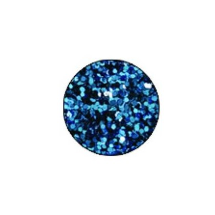Diamond Glitter Blue Large Shapes