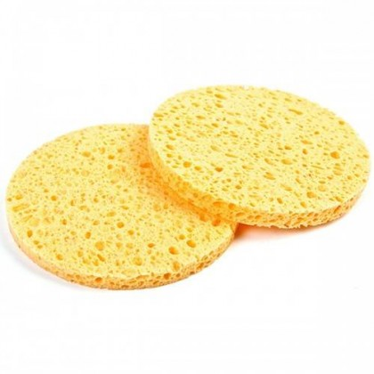 Yellow Masking Sponges 10Pk