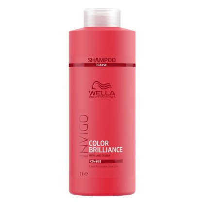 Invigo Brilliance Shampoo Coarse 1000Ml