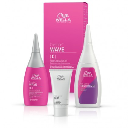 Wella Wave (C) Coloured/sensitized