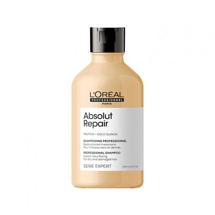 Se Absolut Repair Gold Qui Shampoo 300Ml