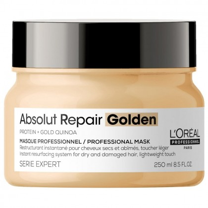 Se Absolut Repair Gold -Fine Hair 250Ml