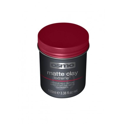 Osmo Extreme Matte Clay 100Ml