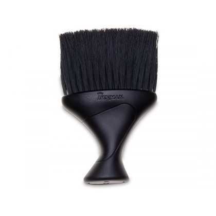 Denman Black Handle Neck Brush