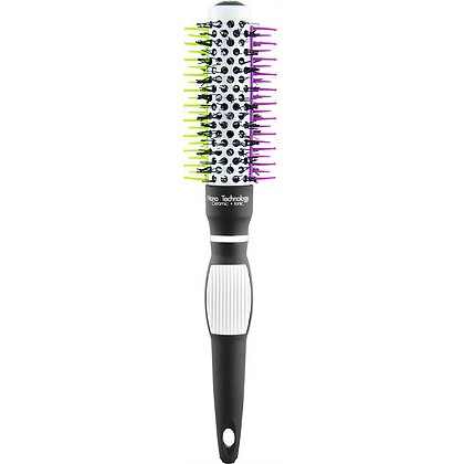 Nano-Tech Heat Retainer Brush 25Mm