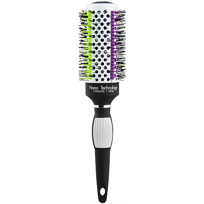 Nano-Tech Heat Retainer Brush 43Mm