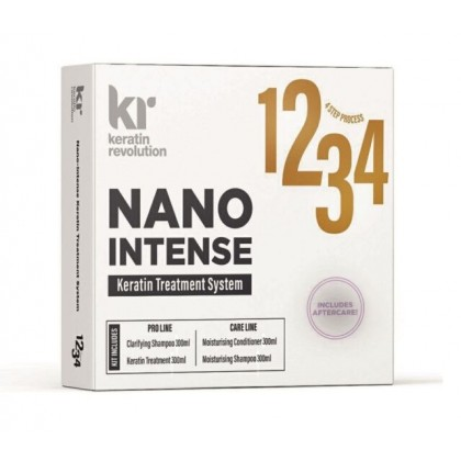 Kr - Nano Intense Straighting Kit 300Ml