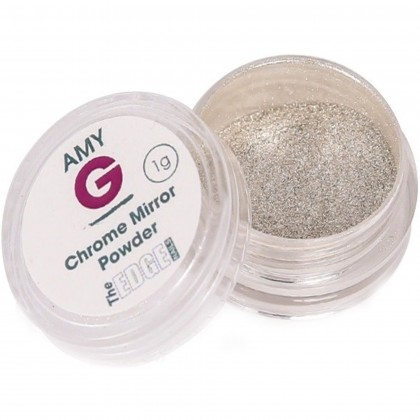 Amy G Chrome Mirror Pigment Powder 1G