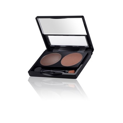 Brow Fx- Brow Powder& Wax Duo Med Brown