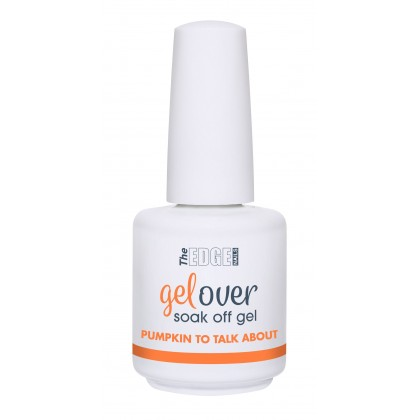 The Edge-Gel Over- Pumpkin To Talk About