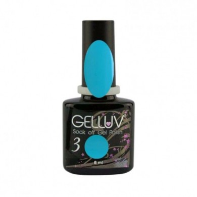Gelluv Gel Polish- Ocean Beach  8Ml
