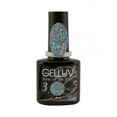 Gelluv Gel Polish- Greatest Showman 8Ml
