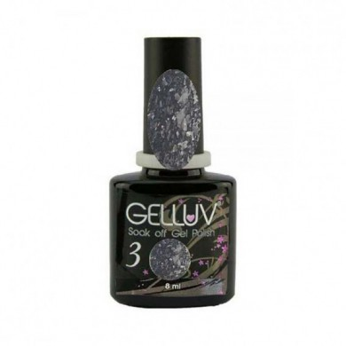 Gelluv Gel Polish- A Star Is Born  8Ml