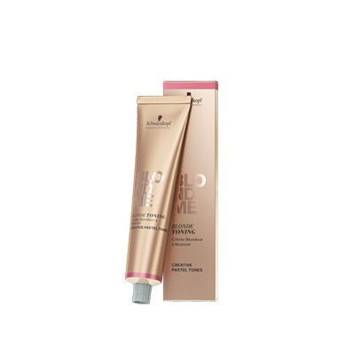 Blonde Me Ice Toning Cream  60Ml Tube