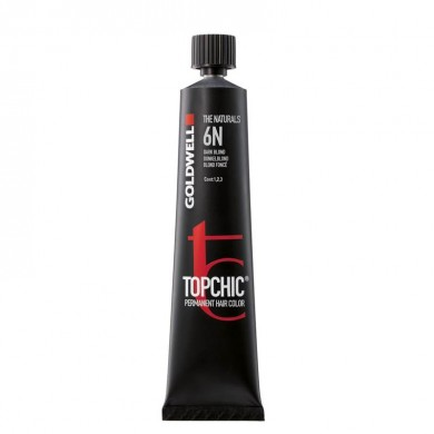 Topchic Tube 4R Dark Mahogany Brilliant